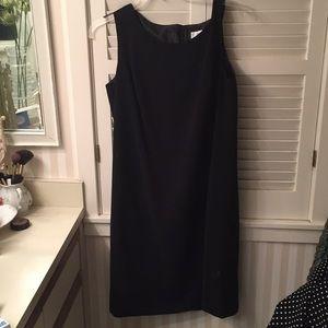 Jones New York Studio Separates black sheath dress